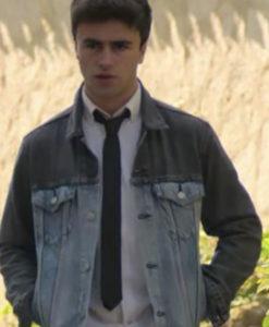 Elite S03 Samuel Denim Jacket
