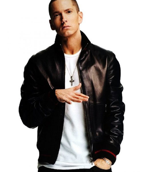 Eminem Not Afraid Jacket