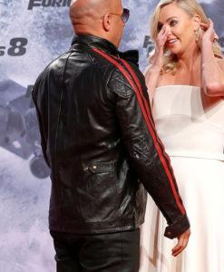 Fast and Furious Premiere Vin Diesel Jacket