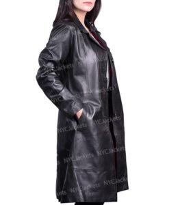 High Fidelity Zoe Kravitz Coat