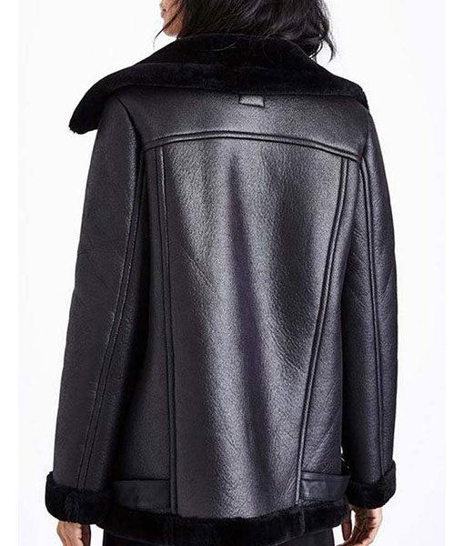 Locke & Key Dodge Leather Jacket
