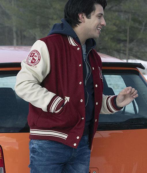 Locke & Key Javi Varsity Jacket