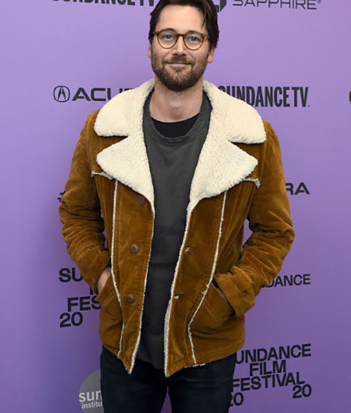 Ryan Eggold Jacket