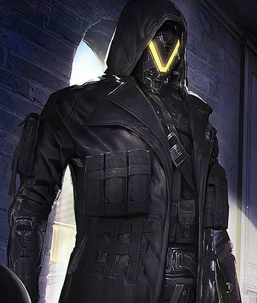 PUBG Elite Agent Season 11 Coat
