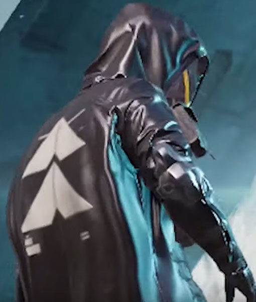 PUBG Elite Agent Coat