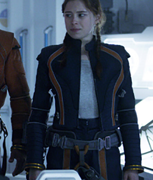 Robinson Family Lost In Space Season 2 Jacket