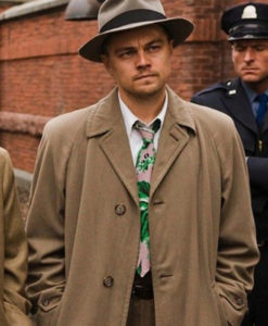 Shutter Island Leonardo DiCaprio Coat