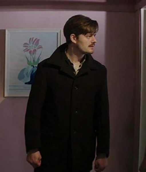 Sometimes Always Never Sam Riley Coat