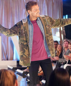 The Bachelor Peter Jacket