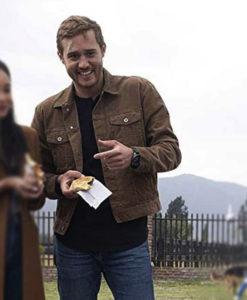 The Bachelor Corduroy Jacket