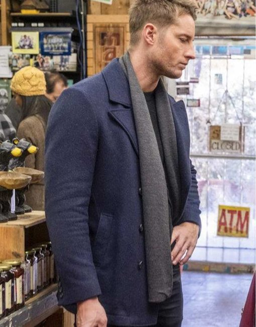 This is Us S04 Kevin Pearson Coat