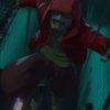 Altered Carbon Resleeved Red Jacket