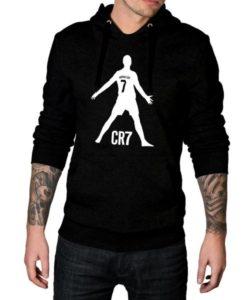 CR7 Logo Hoodie