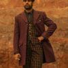 Doctor Who Season 12 The Master Coat