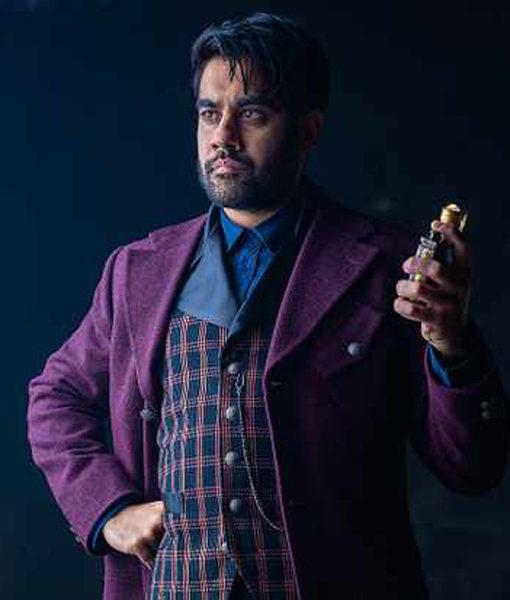 Doctor Who Season 12 Coat