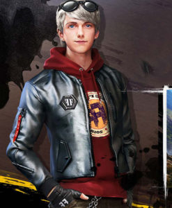 Garena Free Fire Jacket