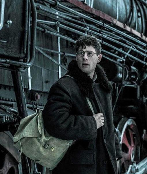Gareth Jones Mr. Jones Coat