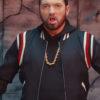 Godzilla Eminem Varsity Jacket
