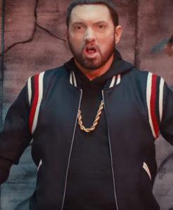 Eminem Varsity Jacket