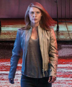 Homeland S08 Ep6 Carrie Mathison Jacket