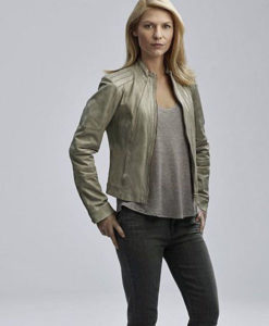 Carrie Mathison Jacket