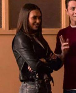 I Am Not Okay With This Jenny Tuffield Jacket