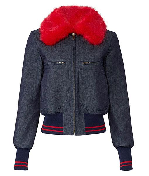 Katy Keene Bomber Jacket