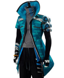 League Of Legends True Damage Yasuo Coat