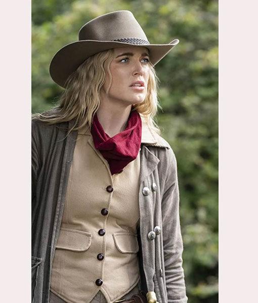 Legends Of Tomorrow S05 Ep7 Sara Lance Coat