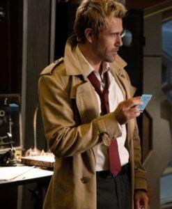 Legends of Tomorrow S05 Constantine Coat