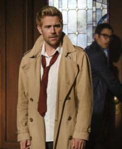Legends of Tomorrow S05 John Constantine Coat