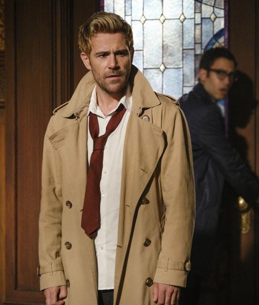 Legends of Tomorrow S05 John Constantine Coat