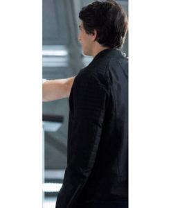 Legends of Tomorrow S05 Brandon Routh Black Jacket