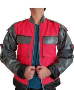 Marty Mcfly Jacket