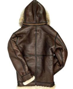 Men's B3 Shearling Coat