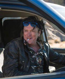 Michael Madsen 2 Graves In The Desert Jacket