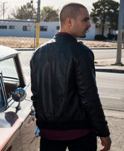 Nacho Varga Better Call Saul Leather Jacket