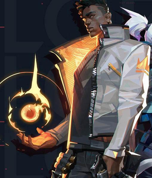 Phoenix Fiery Jacket