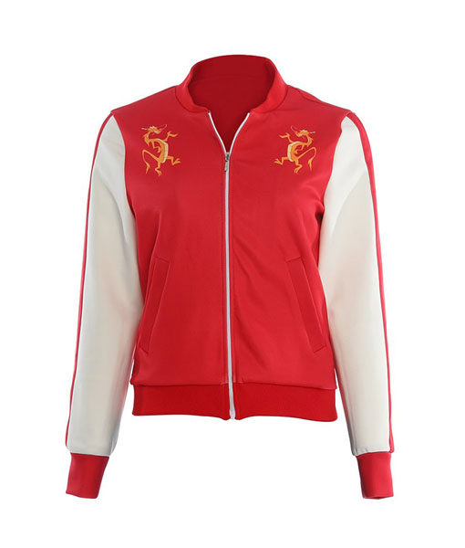 Ralph Breaks The Internet Mulan Red Jacket