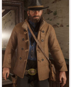 Red Dead Redemption 2 Scout Jacket