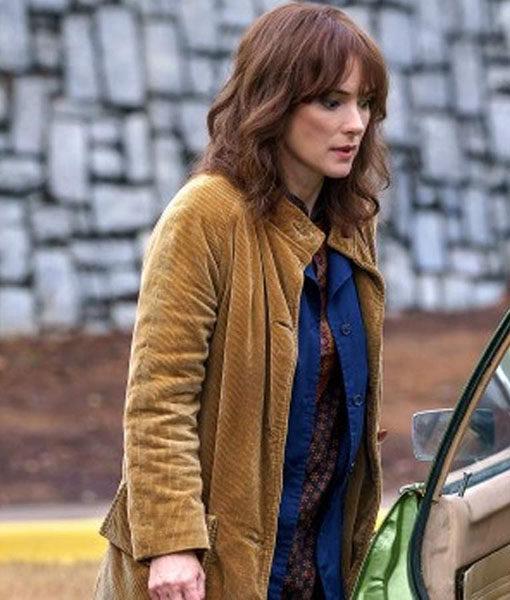 Stranger things 3 Winona Ryder coat