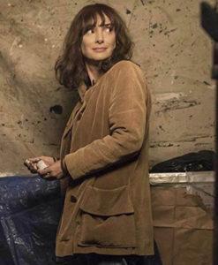 Winona Ryder coat