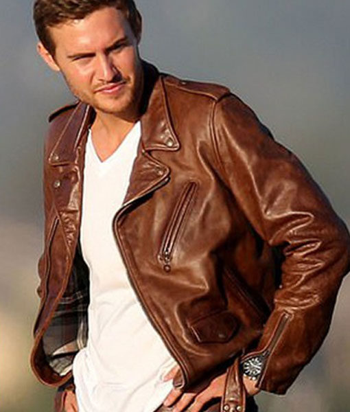 The Bachelor Peter Weber Jacket
