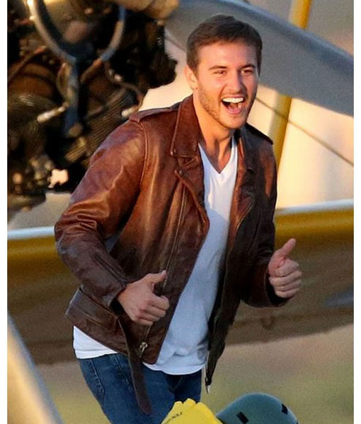 The Bachelor Leather Jacket