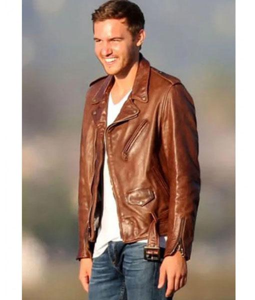 Peter Weber Leather Jacket