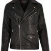 Noah Flynn Leather Jacket