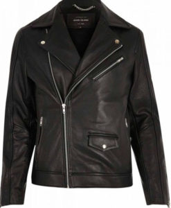 The Kissing Booth 2 Leather Jacket