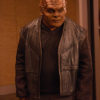 The Orville Leather Vest