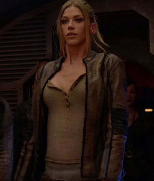 The Orville S02 Kelly Grayson Leather Jacket