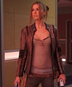 The Orville S02 Leather Jacket